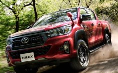 Review Toyota Hilux Black Rally Edition 2019