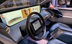 Pertama Di Dunia, SUV Listrik Dilengkapi Layar Infotainment 49 Inchi