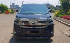 Jual Mobil Toyota Vellfire G 2015 Hiam