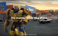 Walmart Kumpulkan Mobil Ikon Hollywood Dalam Satu Video