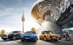 BMW Tempel Ketat Mercedes-Benz di Segmen Mobil Premium