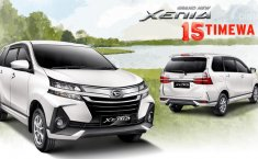 Review Daihatsu Grand New Xenia R MT 1.5 Deluxe 2019