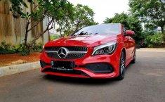 Jual Mobil Mercedes-Benz CLA 200 2017