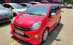 Jual Mobil Toyota Agya TRD Sportivo 2015