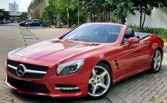 Jual Mobil Mercedes-Benz SL SL 350 2014 Merah