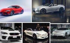 5 Mobil Terbaik North American International Motor Show 2019