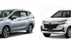 Cuman Beda Rp 3 Jutaan, Pilih New Toyota Avanza Atau Mitsubishi Xpander?