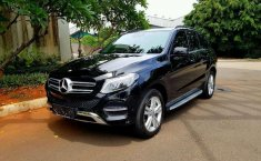 Mercedes-Benz GLE (400) 2016 kondisi terawat
