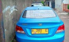 Hyundai Excel  2013 Biru