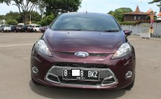 Jual Mobil Ford Fiesta Style 2011