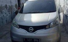 Nissan Evalia SV 2012 Abu-abu