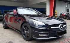 Jual Mobil Mercedes-Benz SLK 200 2012