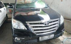 Jual Mobil Toyota Kijang Innova G Luxury 2014