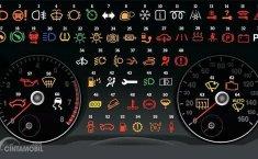 Sangat Bahaya Jika Belum Paham Arti Simbol Pada Dashboard Mobil