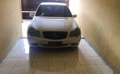 2001 Mercedes-Benz C-Class dijual