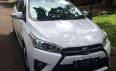 2015 Toyota Yaris dijual