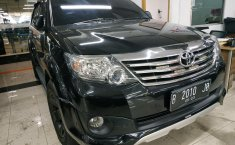 Jual Mobil Toyota Fortuner G 2013