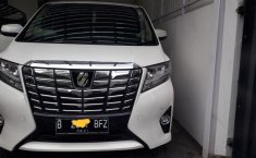 Jual Mobil Toyota Alphard G 2015