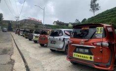 Penikmat Setia Toyota Sienta se-Depok Bogor Tamasya ke Dieng