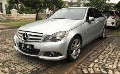 2012 Mercedes-Benz C-Class dijual