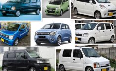 Suzuki Karimun Wagon R: Sejarah Kei Car Andalan Suzuki di Tiga Negara