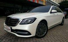 2018 Mercedes-Benz S-Class dijual