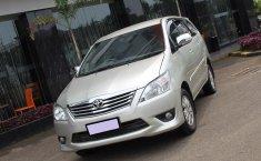 Jual Mobil Toyota Kijang Innova 2.0 G 2013