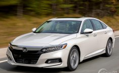 Review Honda Accord Turbo 2019