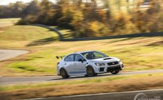 Review Subaru WRX STI S209 2019