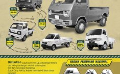Dicari! Suzuki Carry Tertua Di Indonesia