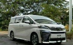 Toyota Vellfire (ZG) 2018 kondisi terawat