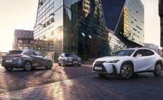 Harga Lexus UX Januari 2020