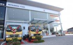Buka Dealer Baru di Medan, Fuso Aplikasikan Konsep Baru Dari Mitsubishi Motor