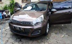 2012 Kia Rio dijual