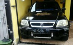Honda CR-Z Special Edition 2001 Hitam