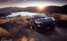 Review Toyota Land Cruiser Heritage Edition 2019