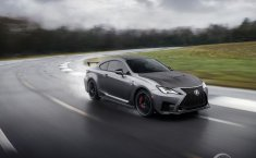 Review Lexus RC F Track Edition 2020