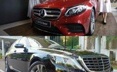 Pilih Mobil Canggih VS Mobil Mewah: Komparasi Mercedes-Benz E 350 EQ Boost 2019 vs Mercedes-Benz S 400 L 2015