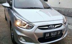 Hyundai Grand Avega GL 2013 Silver