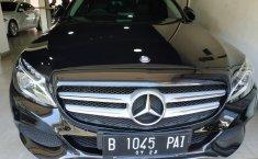 Jual Mobil Mercedes-Benz C-Class 200 2017