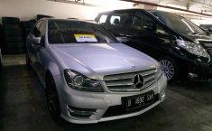 Jual Mercedes-Benz C-Class 250 2014