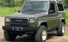 Daihatsu Rocky 2.8 1991 Abu-abu