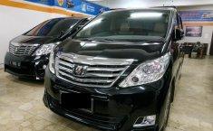 Jual Toyota Alphard X 2012
