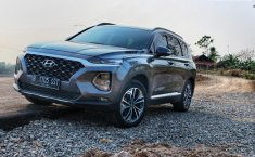 Harga Hyundai Santa Fe Januari 2020