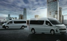 Review Toyota Hiace 2019: Mobil Travel Juga Bisa Mewah