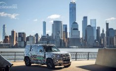 Review Land Rover Defender 2019