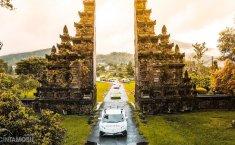 Komunitas Lamborghini Club Indonesia Awali Kegiatan 2019 di Pulau Dewata