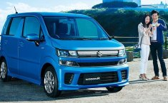 Review Suzuki Wagon R 2017