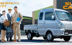 Review Suzuki Super Carry Pick-Up 2013:  Pekerja Yang Canggih