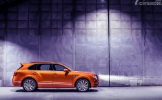 Review Bentley Bentayga Speed 2019
